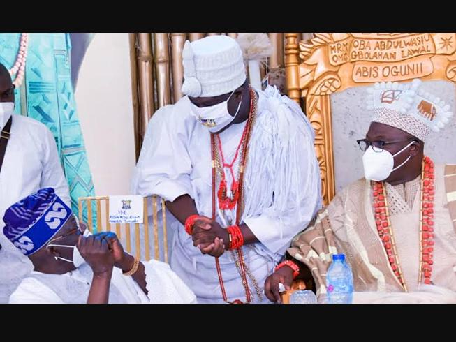 Much ado about Ooni and Asiwaju courtesy at Oniru coronation (Opinion)