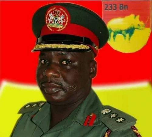 'Gallant passing' Army commander killed fighting insurgency