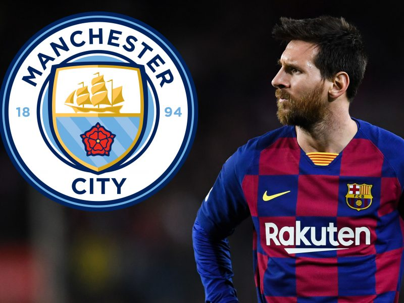 'Done deal' Messi agrees €700m Man-city contract