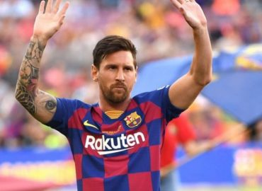 'Not surprised anymore' Messi shoot shots at Barcelona board