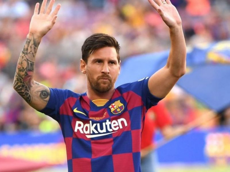 'Forbes list' Messi becomes second football billionaire