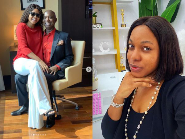 'Laughable!' Chika Ike says she's not ready to be wife No. 7 (Screenshots)