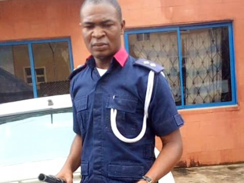 'Corp brutality' Woman loses 3mo pregnancy after being assaulted by NSCDC officials