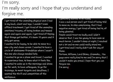 'Sad' Woman drops heartfelt suicide note, sparks concern (Photos)