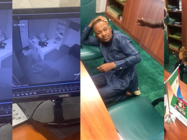 'Unbelievable' Thief steals foreign currency, office equipment from lawmaker's office at NASS