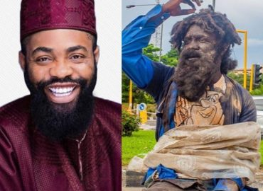 'A guy nearly slapped me' Woli Arole recounts his experience after dressing like a mentally ill person