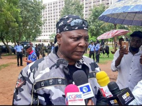 'EndSARS Protest' Calling for police reform is a joke, criminals don't reform criminals, Charly Boy reacts