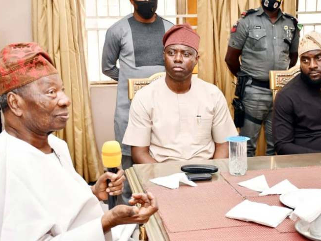 'EndSARS' Makinde releases N100mln for palace renovation, victims to get N1mln each