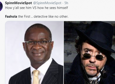 'These people don't rate us' Nigerians react to Fashola's discovery of a secret camera at the Lekki tollgate (Photos)