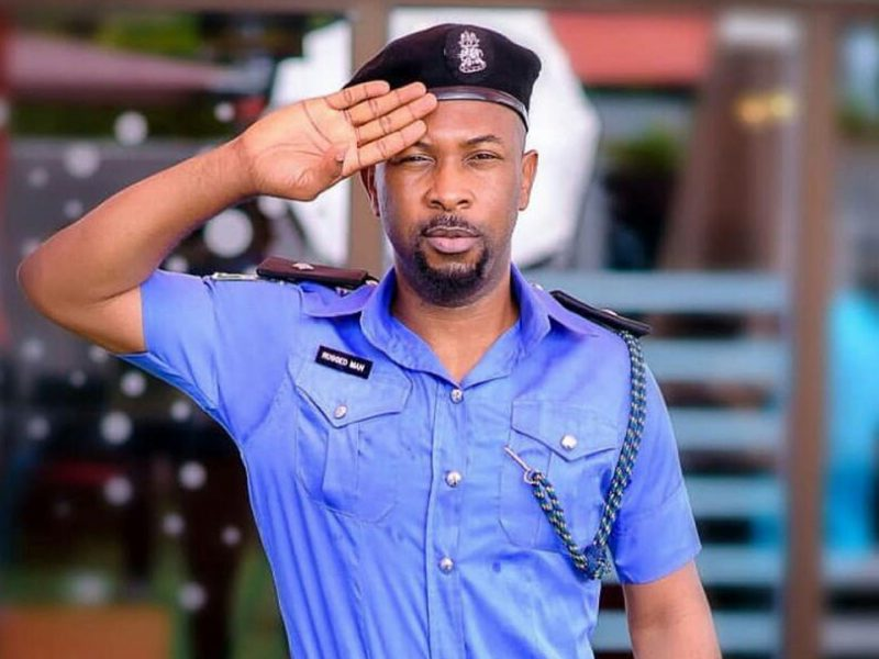 #EndSARS Ruggedman reacts to ban, says police officers don't obey IG