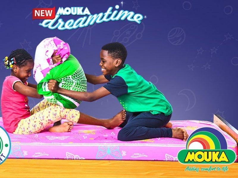 'Dreamtime competition' Mouka rewards kids, receives award