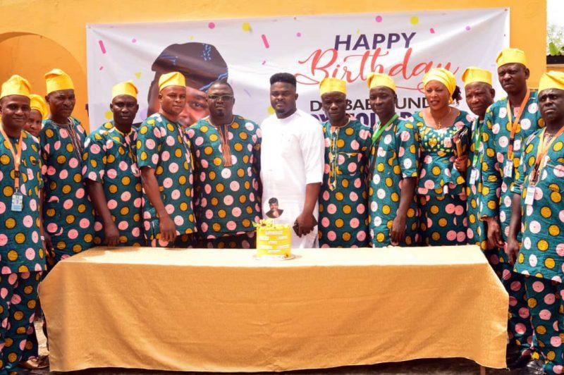 Tunde Diya celebrates birthday with thanksgiving, medical outreach (Photos)
