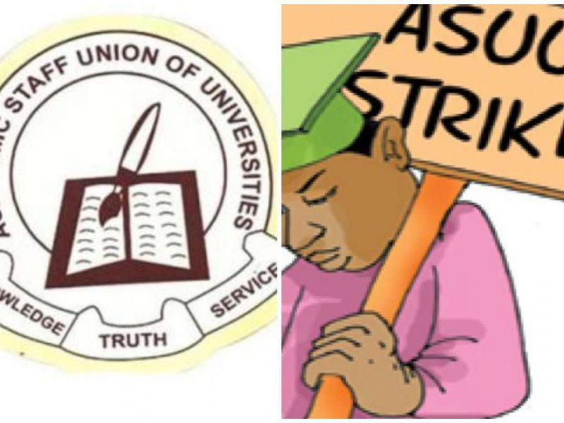 'Strike' FG to release N30bn earned allowances to ASUU
