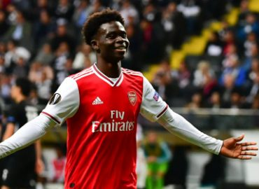 'It's right for me' Bukayo Saka defend decision over international future