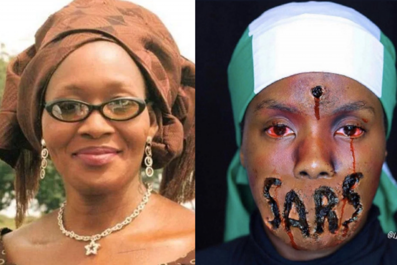 'Blame your parents, not the gov't' Kemi Olunloyo takes a swipe at Nigerian youth