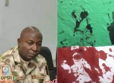 'Lekki Massacre' Brigadier Francis Omata clears air, names officer who led operation