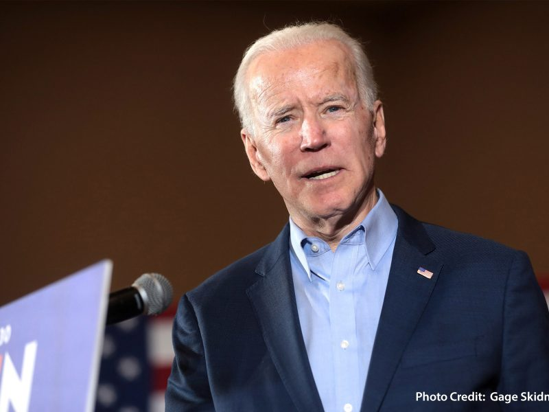 'Covid-19' Masks not a political statement, Biden says as wearing of masks now mandatory in USA