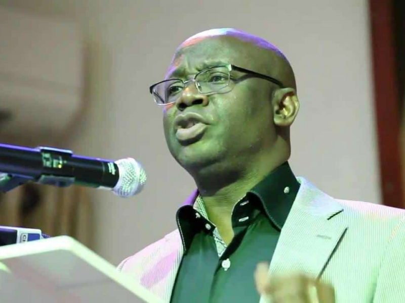 '2023 Elections' I will become President like Joe Biden, Bakare says