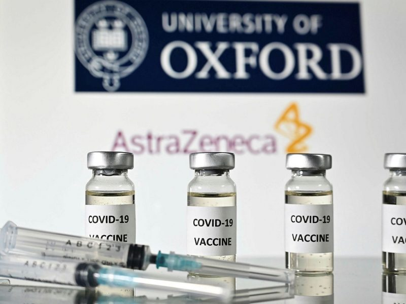 'safe and provokes a robust immune response' Another Covid vaccine breakthrough as study confirms Oxford's jab among adults