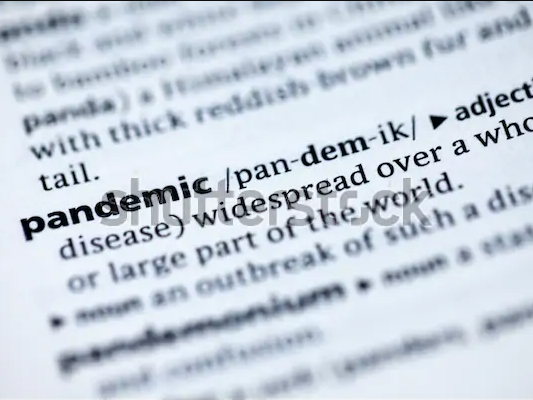 'A year like no other' Pandemic is named as 2020's Word of the Year