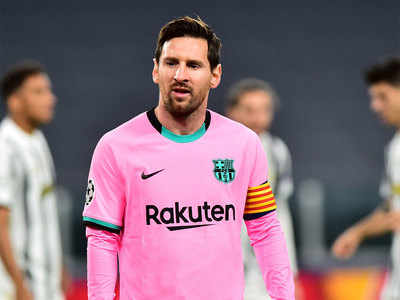 'Trouble at Nou' I'm tired of being blamed for everything at Barcelona, Messi says