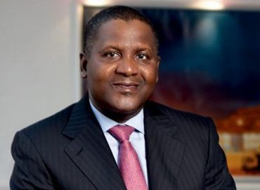 'Claiming damages' Dangote sues American side-chic for his smeared reputation