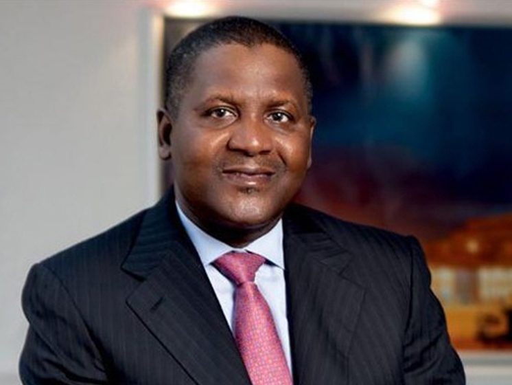 'Congratulations!' Dangote, most valuable brand for 2020 for the third consecutive time