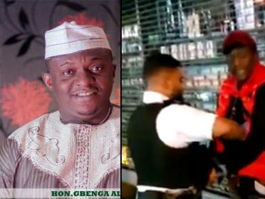 'It's red jacket!' London police arrest former Lagos guber aspirant over iPhone theft (Video)