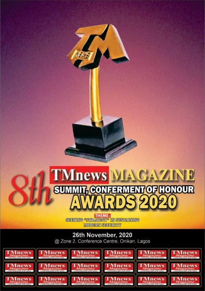 Mercy Johnson, AIG Iliyasu, others set to storm TMNews Awards 8th edition