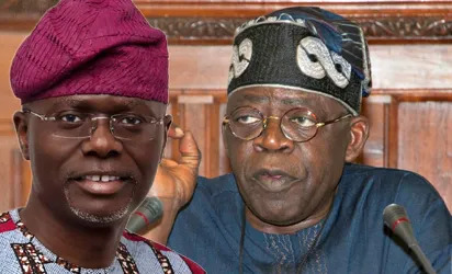 'Well done!' Bola Tinubu commends Governor Sanwo-Olu's plan to stop ex-Lagos state governors' pensions