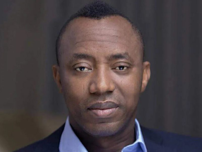 'Dead or alive' A bounty has been placed on my head, Sowore claims