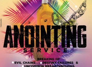 'December 2020' MFM concludes plans for online edition of the annual anointing service with Dr. D.K Olukoya