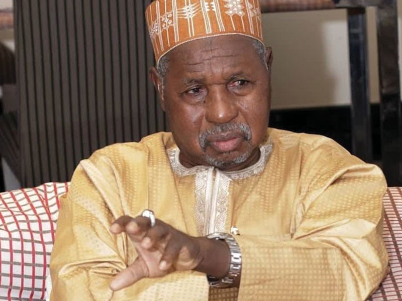 'We better be serious' Masari faults Reps call for state of emergency