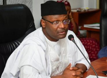 'Just in' Senate confirms Yakubu as INEC Chairman