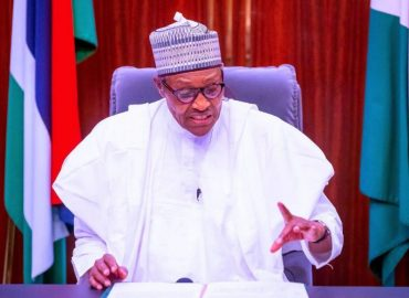 'Limited time!' You have few weeks to secure Nigeria, Buhari warns new service chiefs