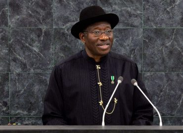 '2023 Election' Goodluck Jonathan speaks on running for president