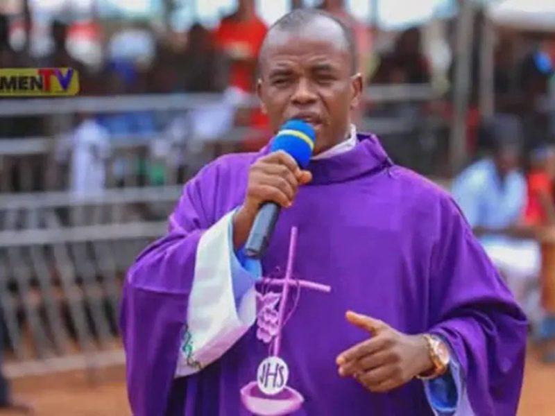 'Making a u-turn' Fr Mbaka calls for Buhari's impeachment (Video)