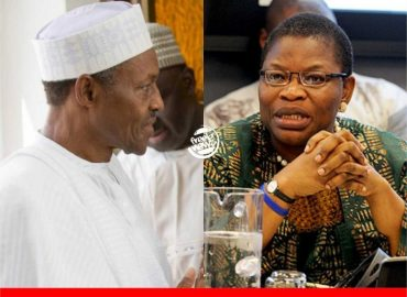 'Disappointed' Ezekwesili endorses medical checkup for Buhari over terror