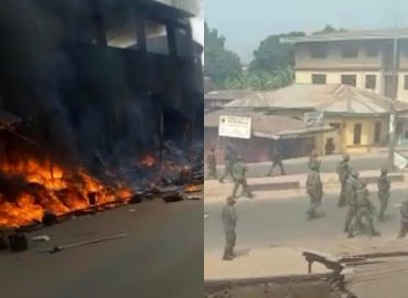 'Insecurity' Residents feared dead as IPOB, Army clash in Orlu