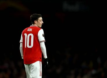 'The end of the road' Ozil Arsenal contract terminated