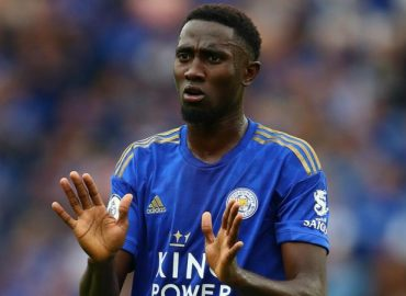 'Transferred' Wilfred Ndidi in shock move to Real Madrid