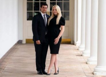 'Popped the question' Trump's daughter announces engagement to Nigerian-Lebanese
