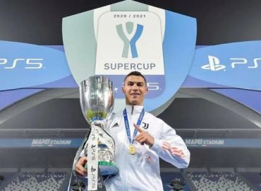 'Making the breakthrough' Ronaldo notches record with Super Cup title