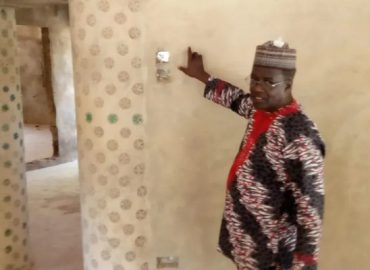 'First of it's kind' Man builds house with 14,800 plastic bottles in Kaduna
