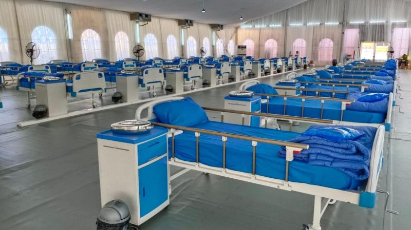 'COVID-19 spike' We're running out of treatment facilities, FG cries out