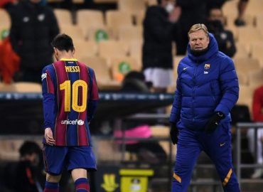 'Historic Barca red' Messi faces two matches ban