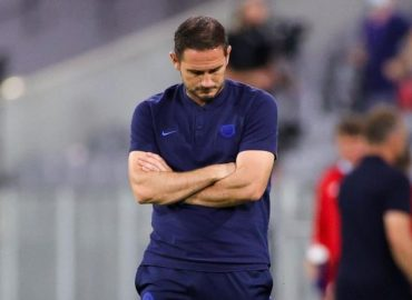 'It's Official' Chelsea part ways with Frank Lampard