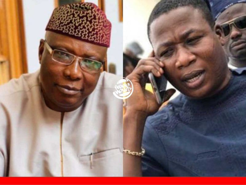 'Rein in the herders!' I once impersonated police AIG to scare Sunday Igboho, Buhari's adviser claims