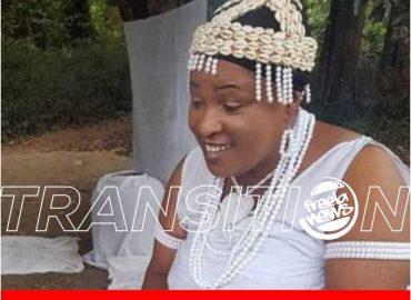 'Ka to r'erin o d'igbo!' Queen of Sleaze, Yinka TNT, pays glowing tribute to late Orisabunmi (Video)