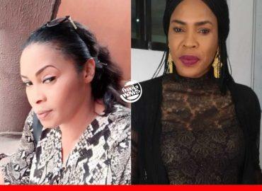 'Dirty slap!' Remi Surutu claws Fathia Balogun as business mogul, Bamidele Omosehin, buries dad